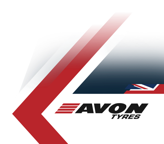 Avon Tyres On Road. On Track. On Avons.