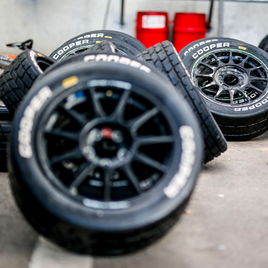 Tire storage & advice