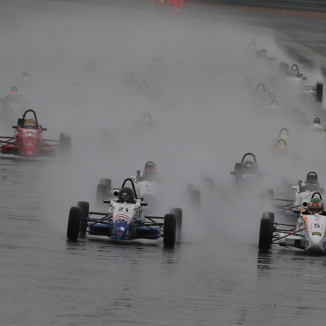 Formula Ford Wets