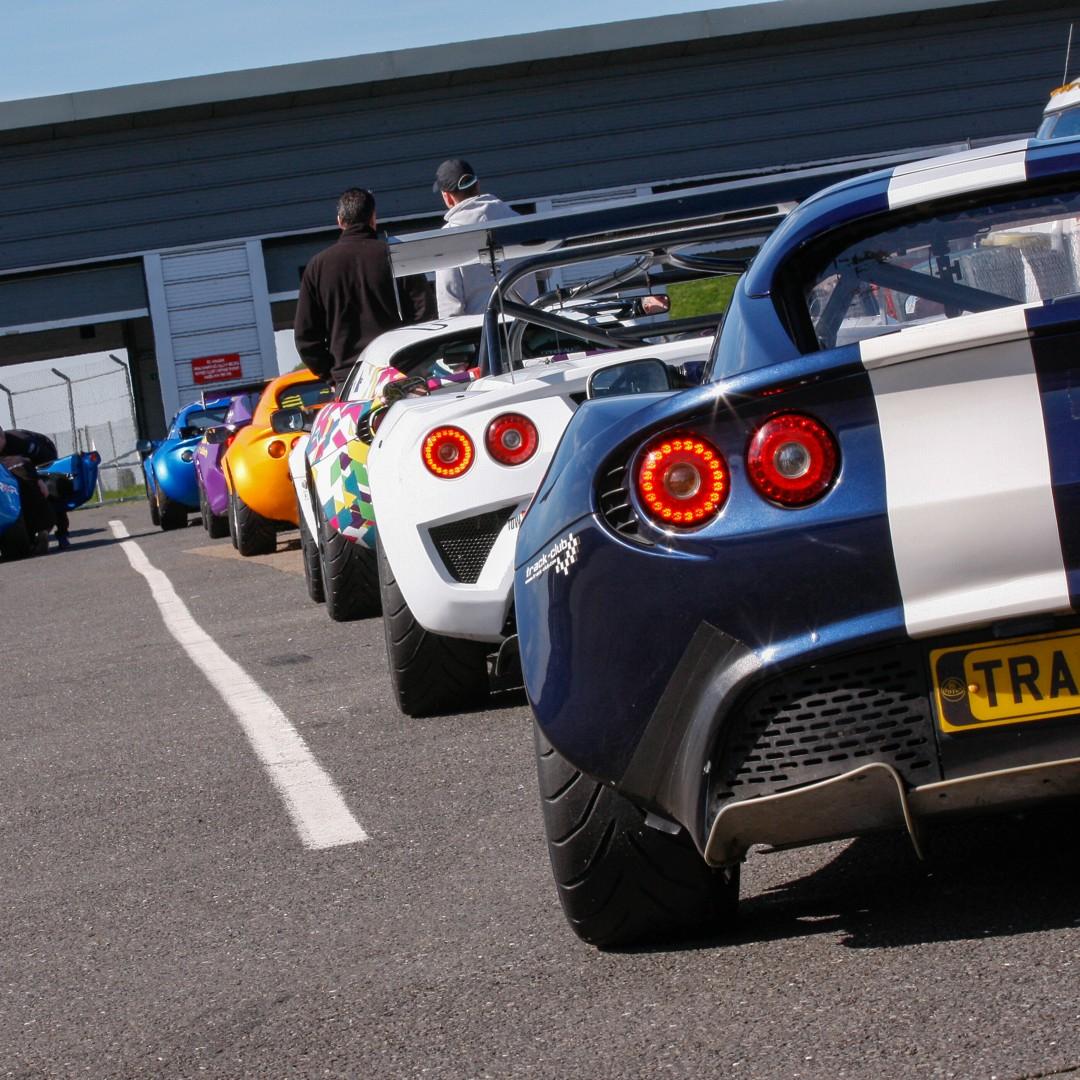Lotus on Track