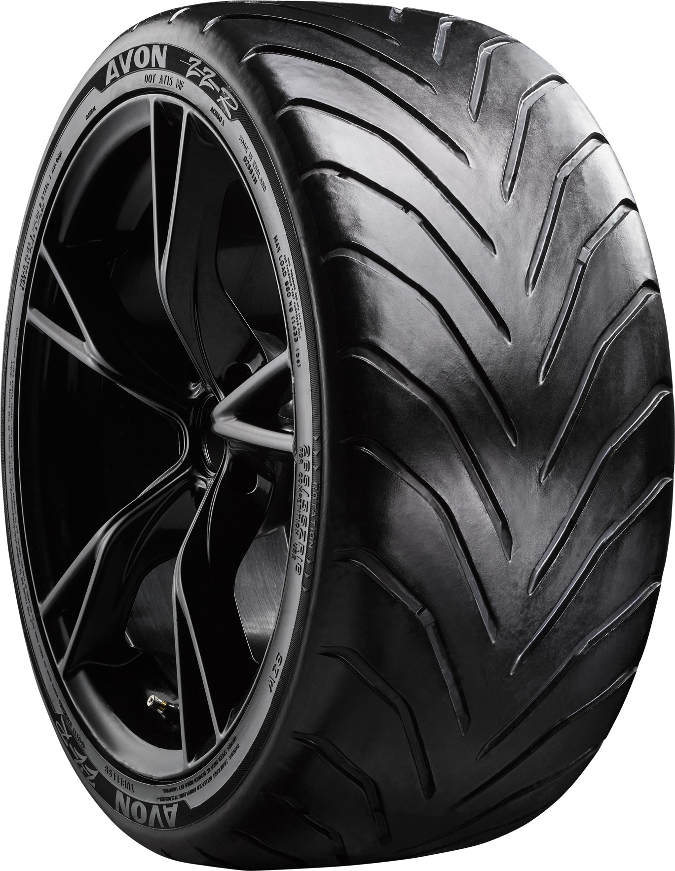 Tyre Tread Patterns – Directional