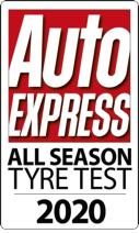 Auto Express All Season Tyre Test 2020