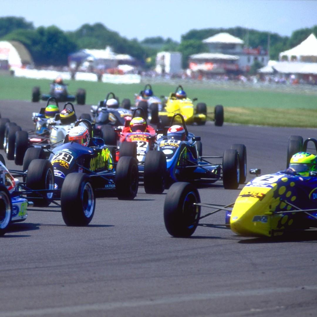 Formula Ford Slicks