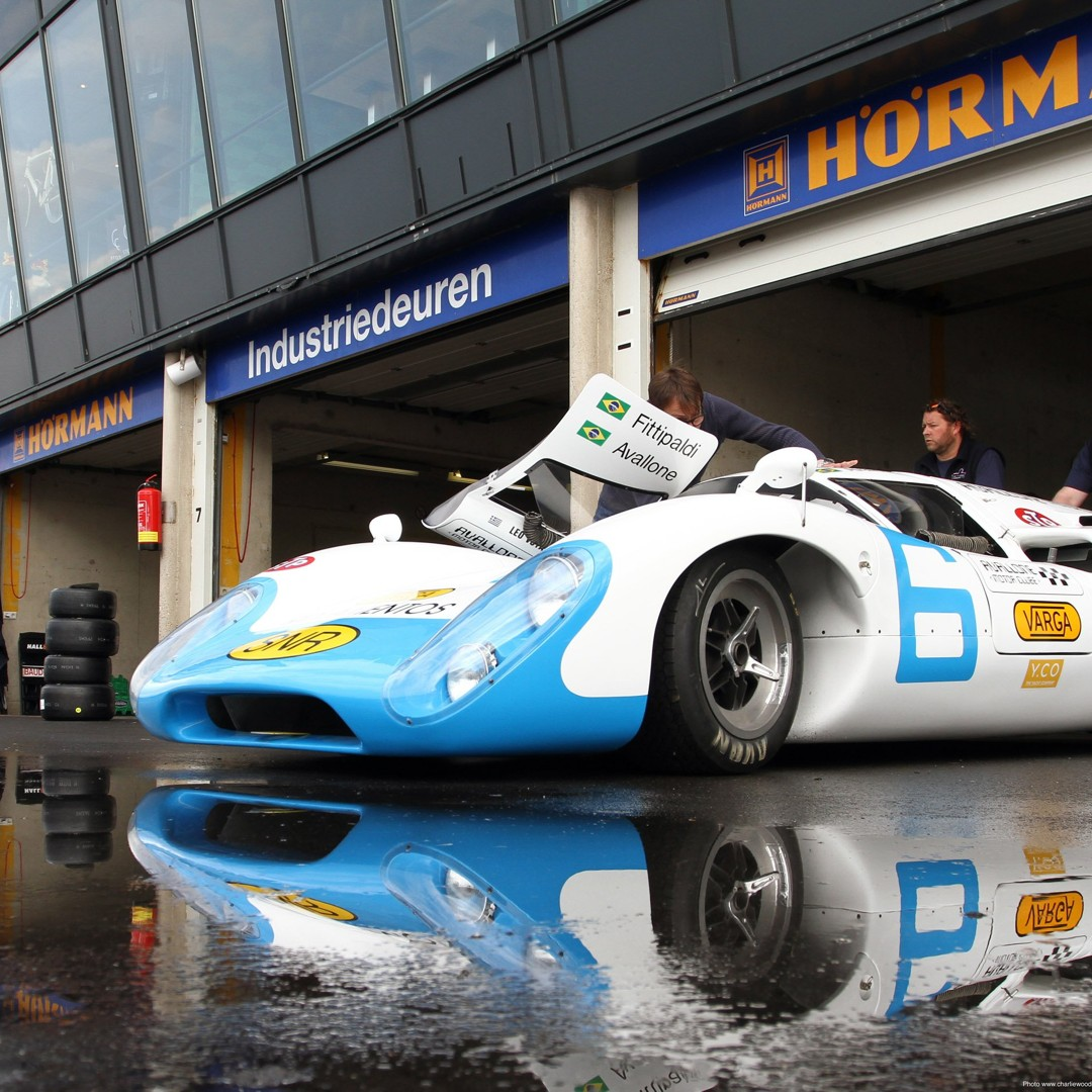 FIA Historic Wet & All Weather Patterns
