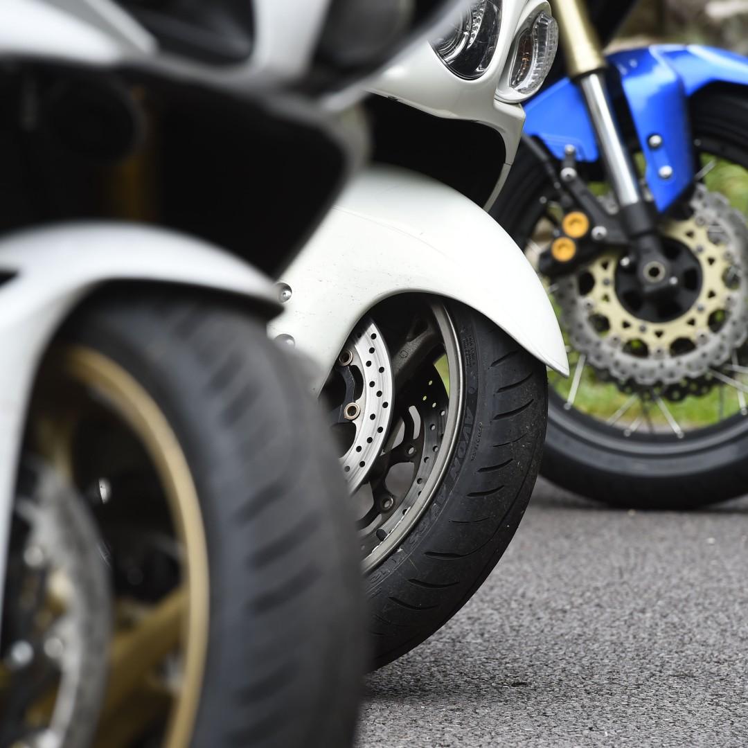 Größeninformationen für Reifen
