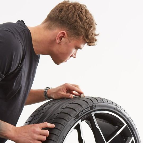 Banda de rodadura del neumático
